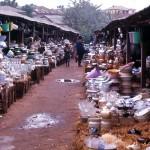 Dugbe market, Ibadan, July 1964.